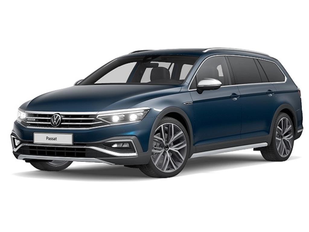 Volkswagen Passat Alltrack 2.0 TDI 147kW (200CV) 4Mot DSG