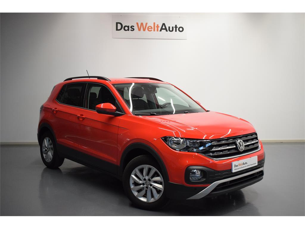 Volkswagen T-Cross Advance 1.0 TSI 85kW (115CV) DSG