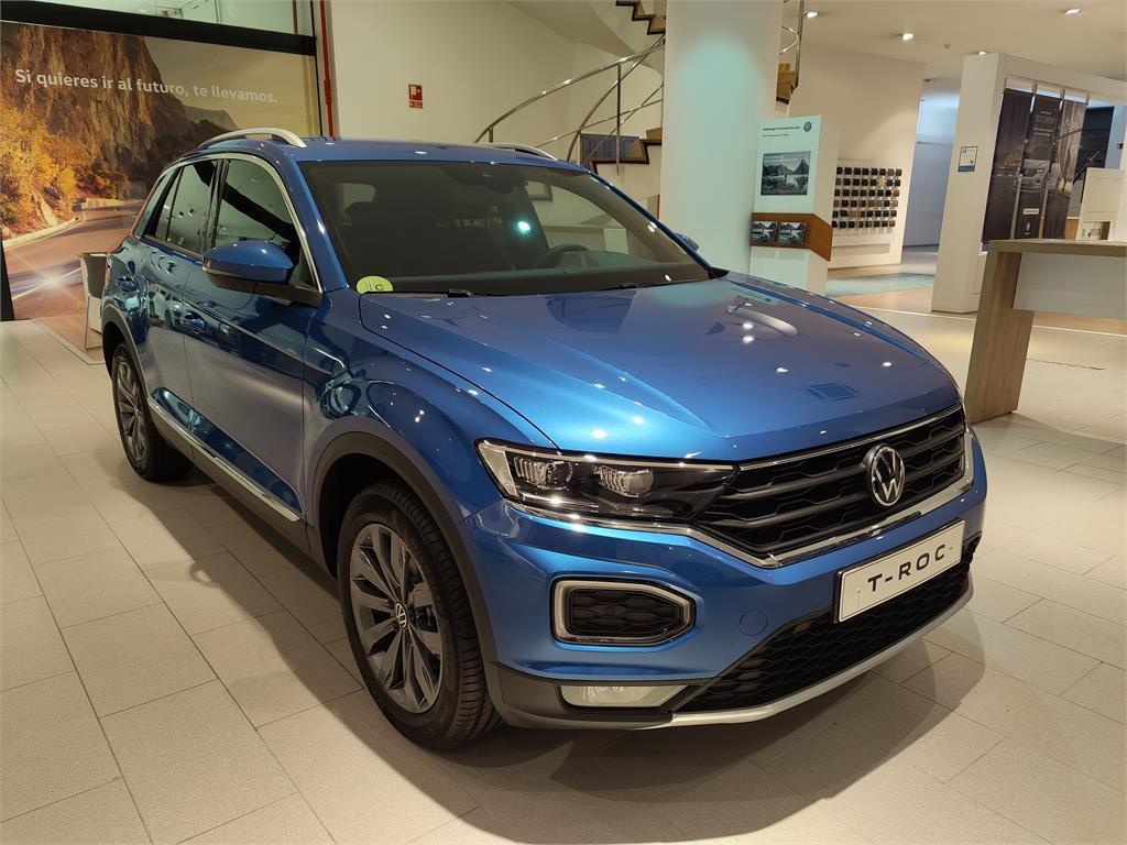 Volkswagen T-Roc Sport 1.5 TSI 110kW (150CV)
