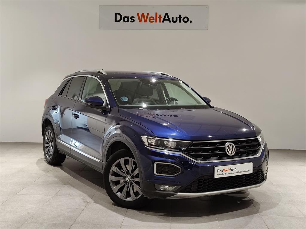 Volkswagen T-Roc Sport 2.0 TSI 140kW (190CV) 4 Motion DSG