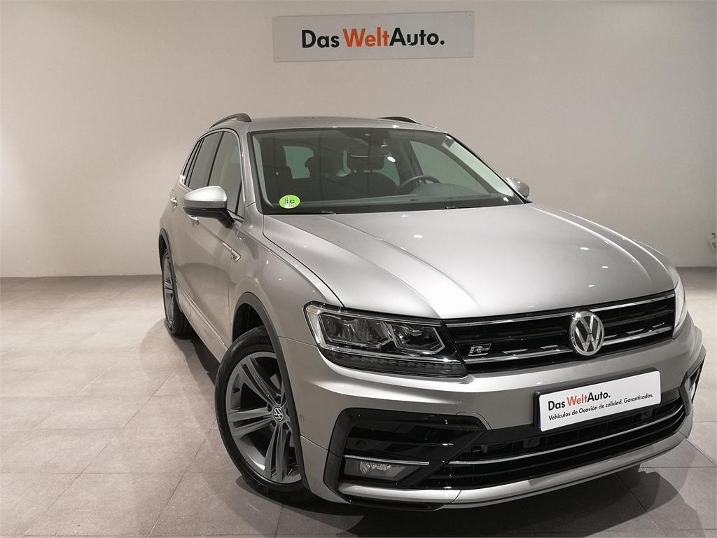 Volkswagen Tiguan Advance 1.5 TSI 96kW (130CV)