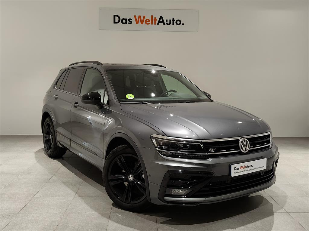 Volkswagen Tiguan Sport 1.5 TSI 110kW (150CV) DSG