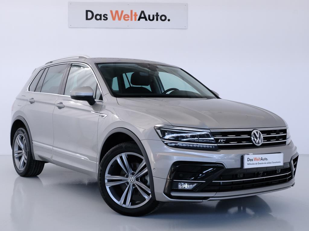 Volkswagen Tiguan Sport 2.0 TDI 110kW (150CV) 4Motion DSG