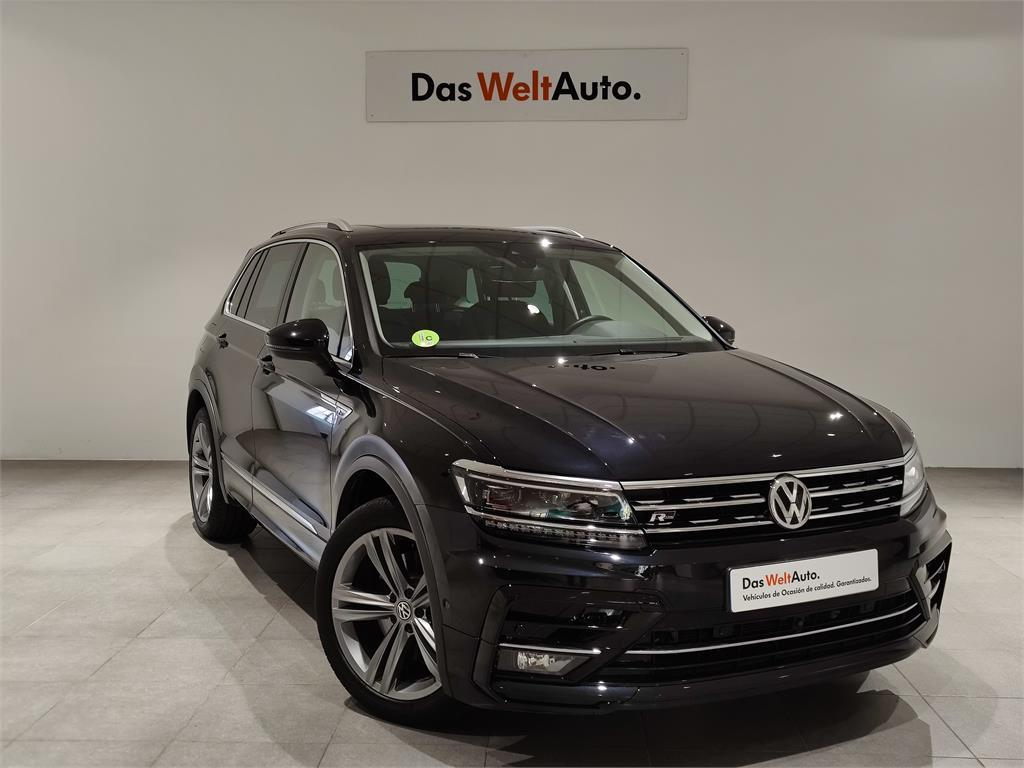 Volkswagen Tiguan Sport 2.0 TDI 140kW (190CV) 4Motion DSG