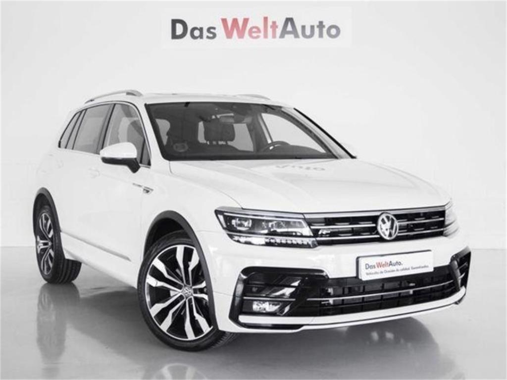 Volkswagen Tiguan Sport 2.0 TDI 140kW(190CV) BMT DSG 4Mot