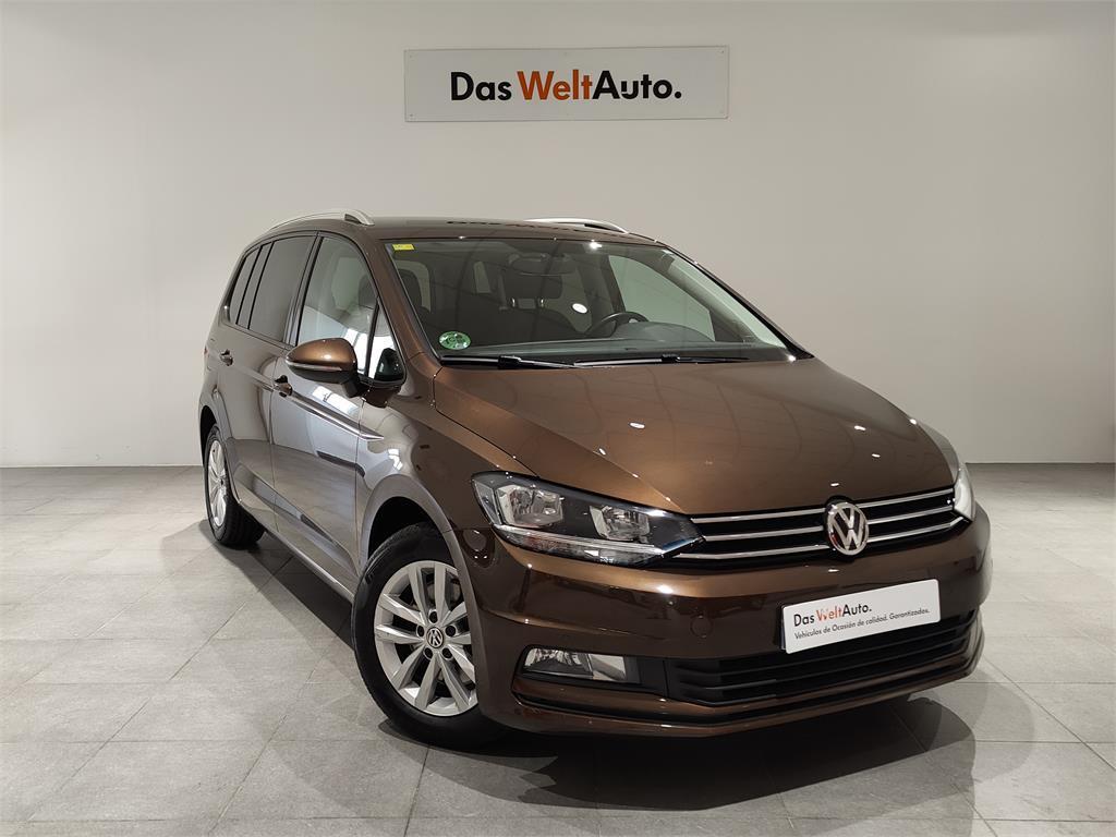 Volkswagen Touran Advance 1.4 TSI BMT DSG