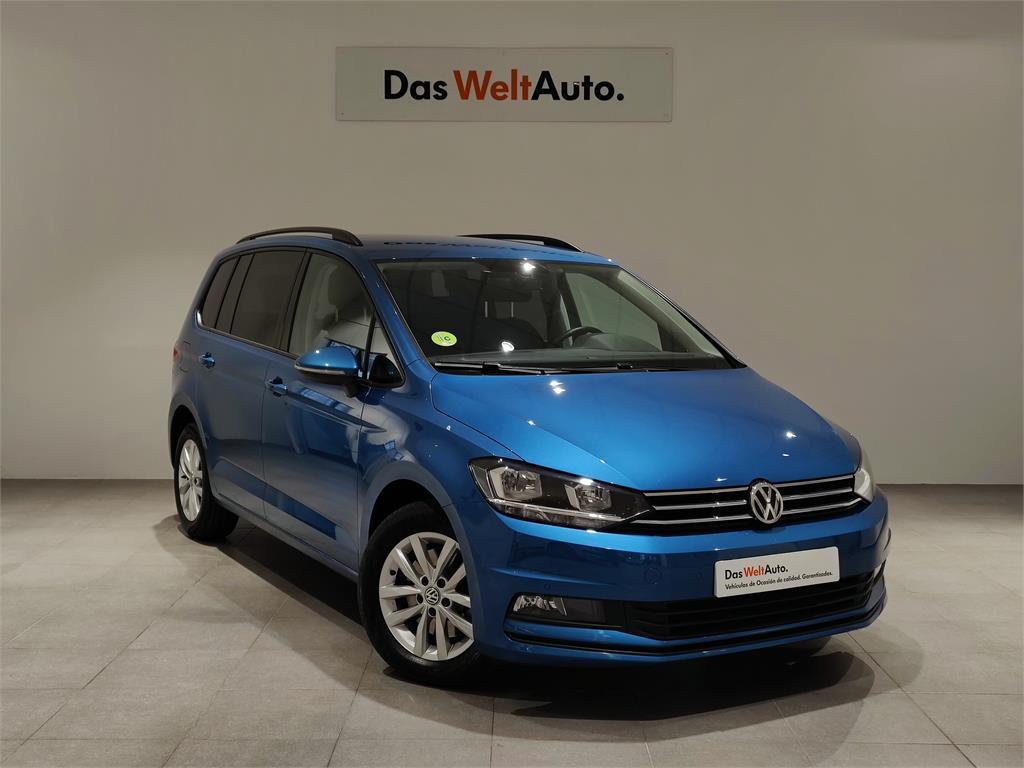 Volkswagen Touran Advance 1.6 TDI 85kW (115CV) DSG
