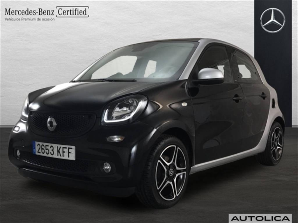 smart forfour 0.9 66kW (90CV) S/S PASSION
