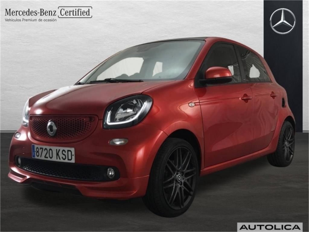 smart forfour 0.9 66kW (90CV) S/S