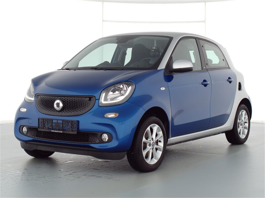 smart forfour 1.0 52kW (71CV) S/S