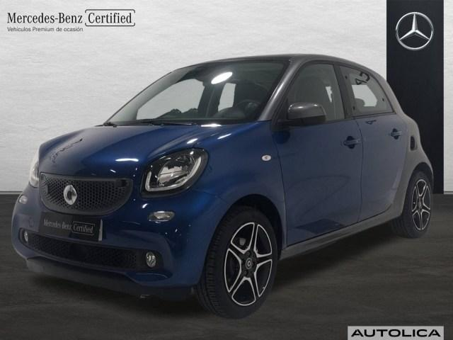 smart forfour forfour electric drive / EQ passion
