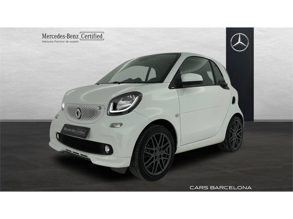 smart fortwo 0.9 66kW (90CV) COUPE PASSION