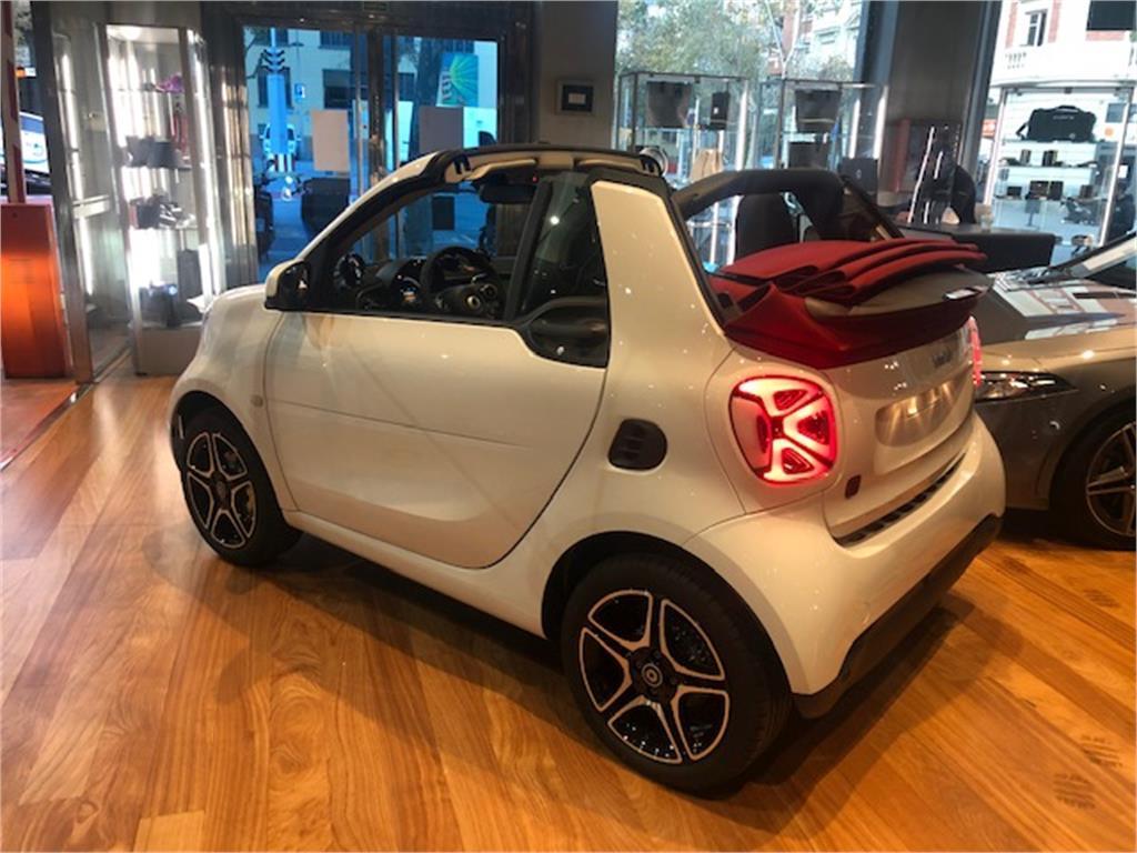 smart fortwo 60kw(81cv) eq cabrio