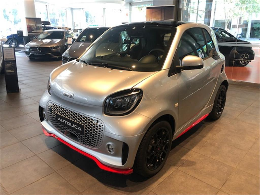 smart fortwo 60kW(81CV) EQ coupe