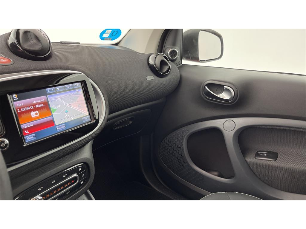 smart fortwo 60kw(81cv) electric drive coupe