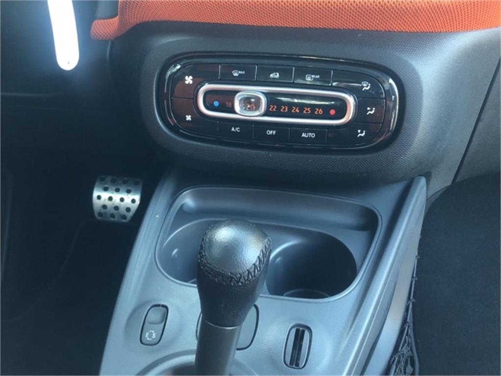 smart fortwo coupé 52 passion