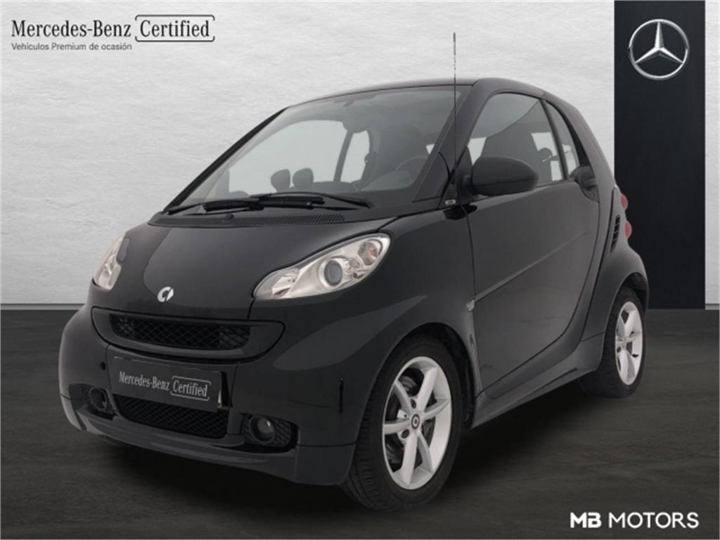 smart fortwo Coupé 52 mhd Pulse