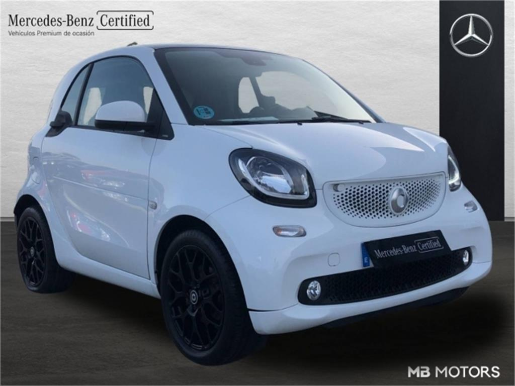 smart fortwo Coupé 66 Passion