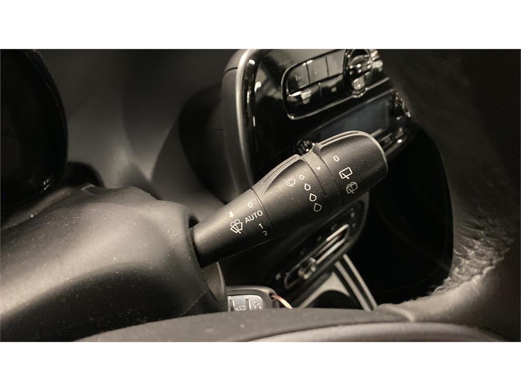 smart fortwo coupé 66 passion