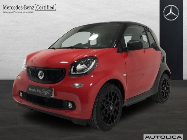 smart fortwo fortwo coupe electric drive / EQ passion